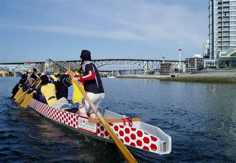 dragon boat racing and breast cancer dragon boat racing motivates cancer survivors to battle