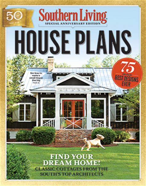 house plan magazines farmhouse revival southern living house plans