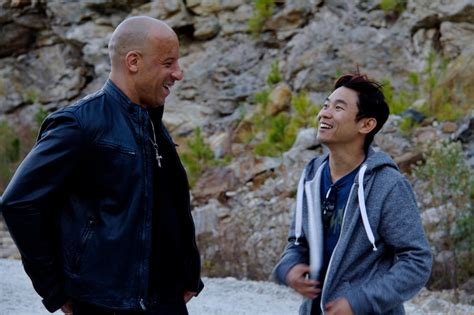 fast and furious 8 jin james wan talks furious 7 the conjuring 2 dc comics
