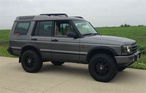 land rover discovery lifted land rover discovery 2004 lifted imgkid com the