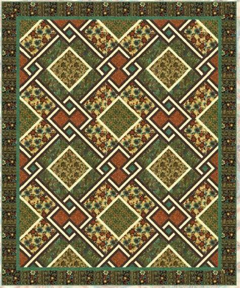 Hoffman Free Quilt Patterns by Quilt Inspiration Free Pattern Day St S Day