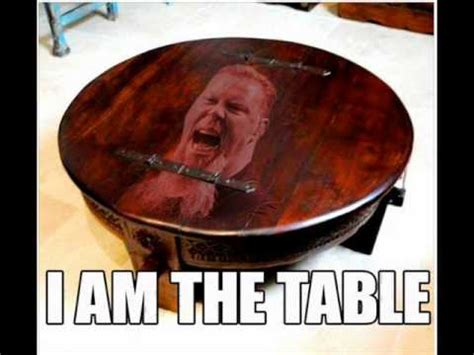 I Am The Table i am the table