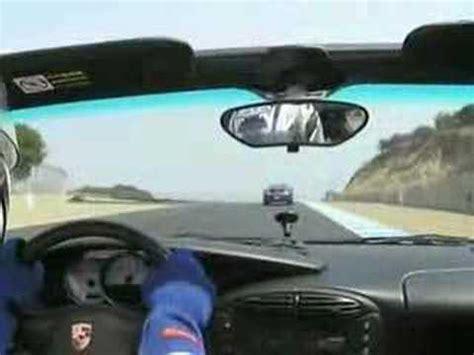 Chasing Hp 250 hp boxster s chasing 355 hp s laguna seca