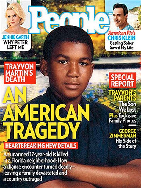 the murder of seventeen year old trayvon martin of miami people new details about trayvon martin s shooter