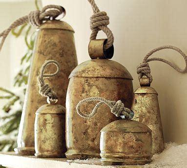 cchristmas boll temple decorative bells pottery barn