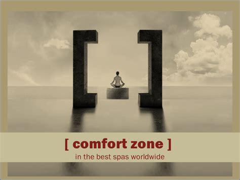 comfort zone skin care presentazione comfort zone