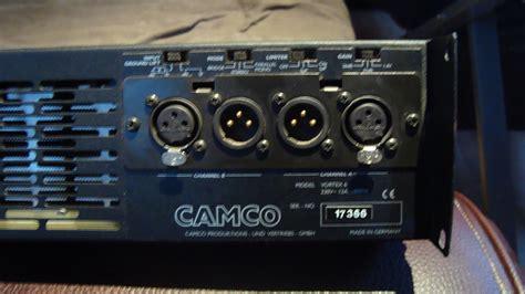 Power Lifier Camco camco vortex 6 image 294446 audiofanzine