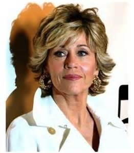 are fonda hairstyles wigs or own hair jane fonda wears wigs hairstyle gallery