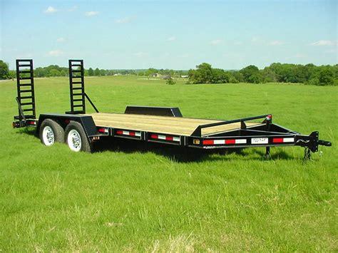 flat bed trailer rollin s