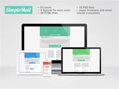 Pug Email Template