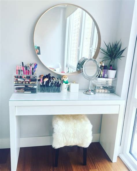 vanity desk with mirror ikea makeup vanity table by ikea ikea malm dressing table with