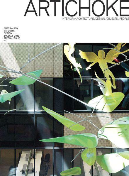 Australian Interior Magazines by Artichoke Magazine Special Issue Australian