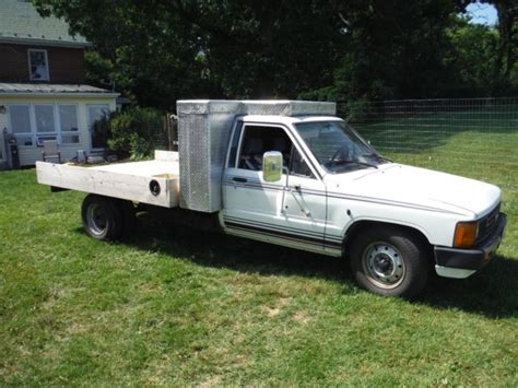 flat bed for sale toyota 1 ton flatbed pickup rn75 for sale in staunton