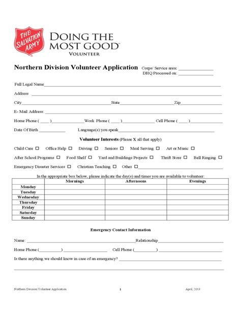 salvation army donation receipt template 28 images 9