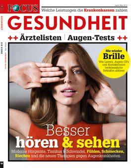 Zeitschriften Nachbestellen by Focus Focus Gesundheit Alle Einzelhefte Zum