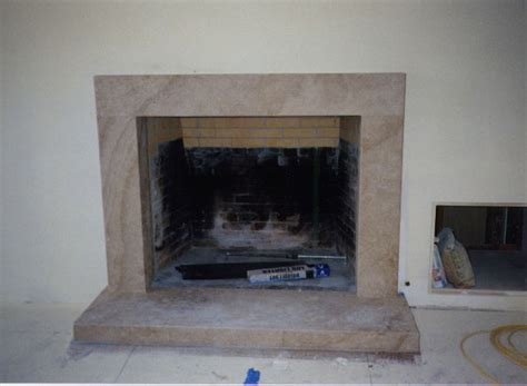 Replica Bedroom Fireplace Absolute Granite Restoration Co