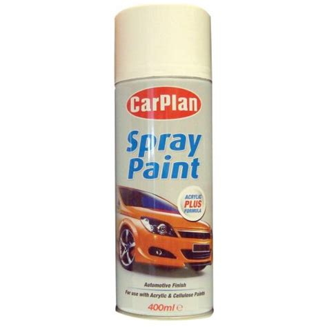 spray paint primer carplan white primer spray paint 400ml