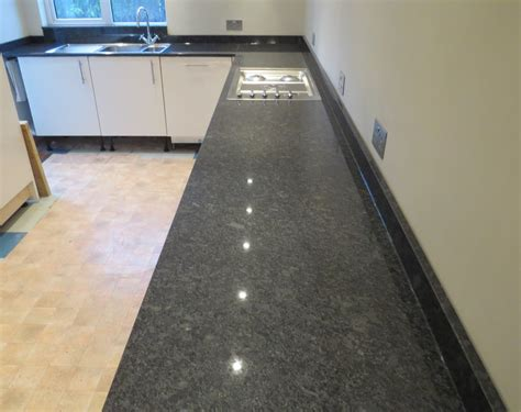 Steel Gray Granite Countertops by Countertops Everything Page 12