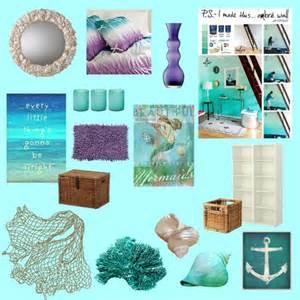 Mermaid Room Decor Addie S Mermaid Room Mermaid Room Mermaids And Polyvore