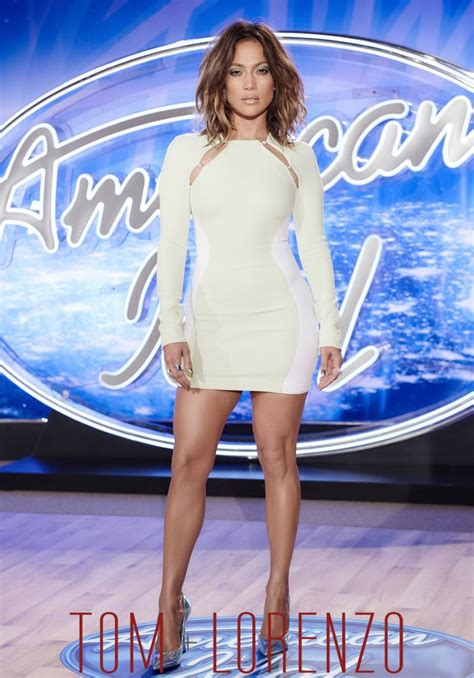 Gwen Jlo Will Appear On American Idol by In Mugler At The Quot American Idol Quot Xv Denver