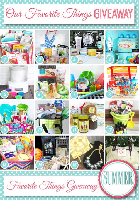 Fun Summer Giveaways - my favorite things summer giveaway summer nail fun favoritethings