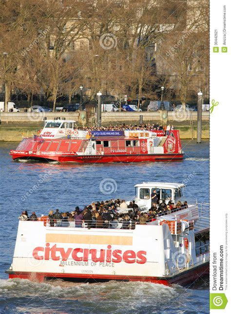 thames river cruise london eye to greenwich london tour boat on thames river editorial photo image