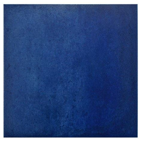 Merola Tile Simbols Blau 14 1/8 in. x 14 1/8 in. Porcelain