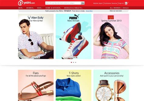 top 10 shopping websites in india 2013