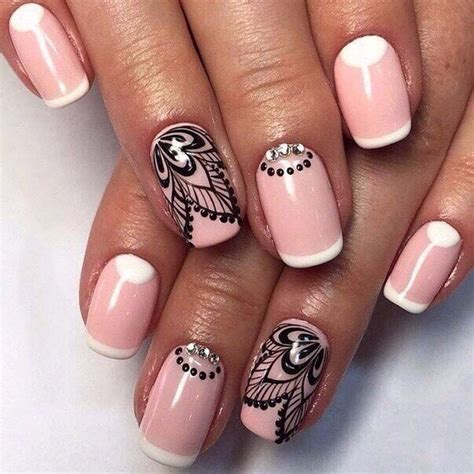 pattern french manicure nail art 2277 best nail art designs gallery nail