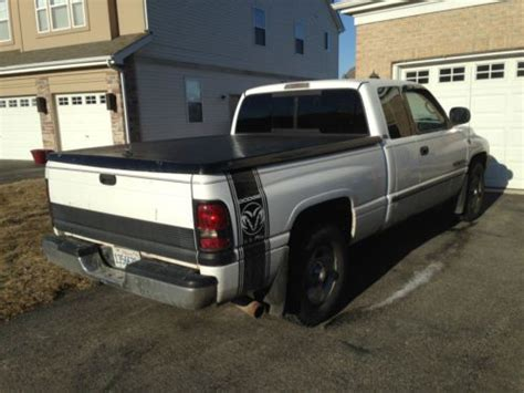 purchase used 2001 dodge ram 1500 rebuilt trans w