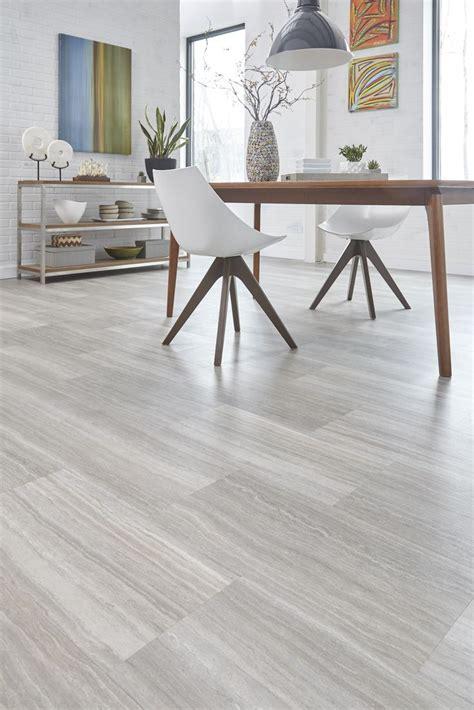 light gray indoor wood pvc click flooring living room