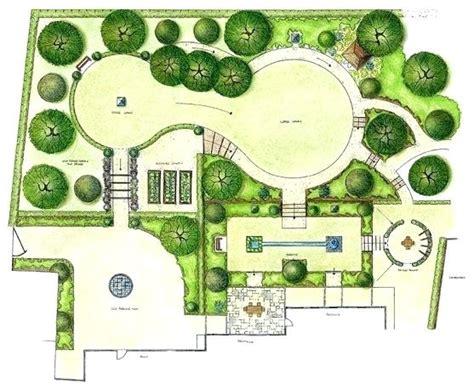 landscape design layout free download sketchup garden design templates garden ftempo
