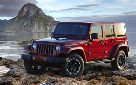 Jeep Wrangler Or Wrangler Unlimited Jeep Wrangler Unlimited Altitude 2012 Widescreen