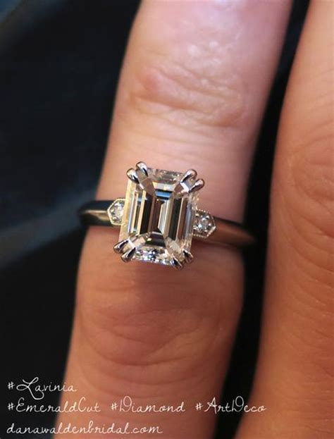 unique eco friendly engagement rings designed in nyc
