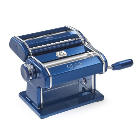 Atlas Marcato marcato atlas 150 blue wellness pasta maker s of kensington