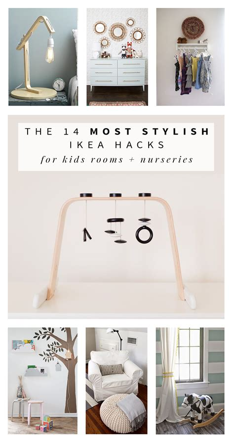 hacking ideas stylish ikea hacks for kids rooms and nurseries