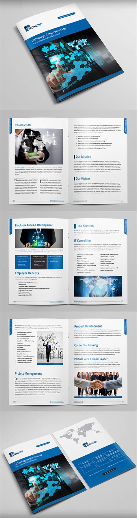 corporate business brochure designs design graphic