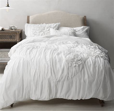 Vintage Bedspreads And Comforters by Washed Appliqu 233 D Fleur Vintage Washed Percale Bedding