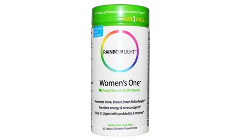 rainbow light women s one multivitamin rainbow light women s one multivitamin groupon