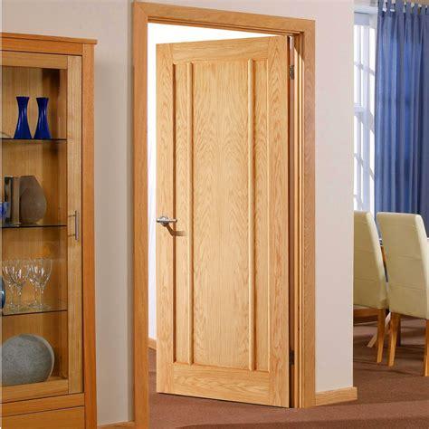 lincoln oak 3 panel door oak panel doors