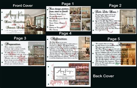 Home And Interiors by Home Interior Design Brochure Pdf Home Design And Style