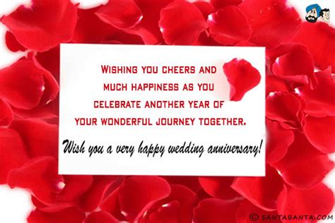 Wedding Anniversary Journey Quotes by Wedding Anniversary Sms