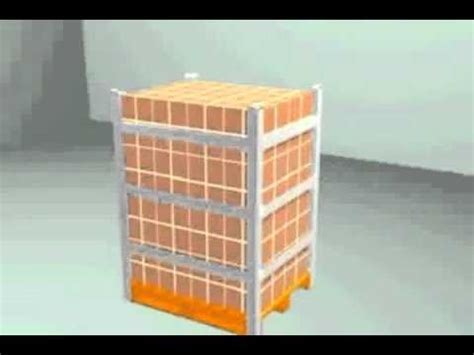 Rack Metalico by Rack Met 225 Lico E Intainer Bertolini Sistemas Para Almacenaje Flv