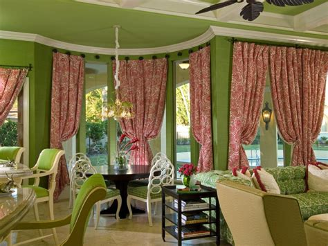 bay window window treatments bay window treatment ideas hgtv