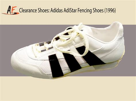 clearance shoes clearance shoes adidas adistar fencing shoes 1996 no