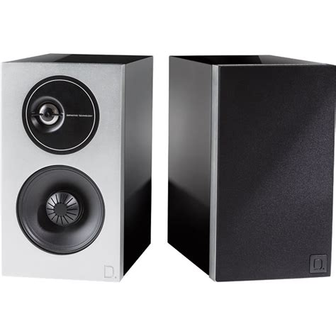 definitive technology d7 2 way bookshelf speakers pair mfaa