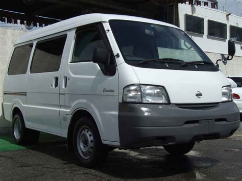vanette nissan nissan vanette van cd 2001 used for sale