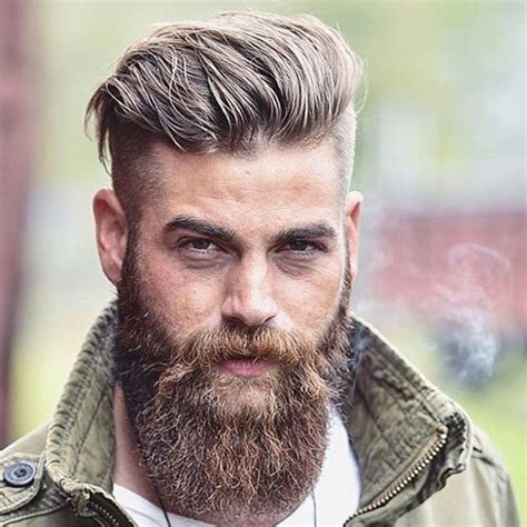 beard and undercut hairstyles undercut hairstyle for men men s haircuts hairstyles 2018
