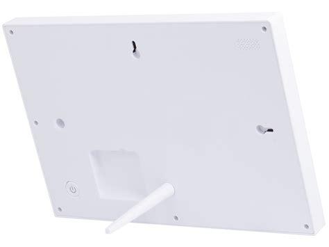 cornice digitale wifi cornice digitale wifi cloud 10 1 quot led trevi dpl 2230 bianco