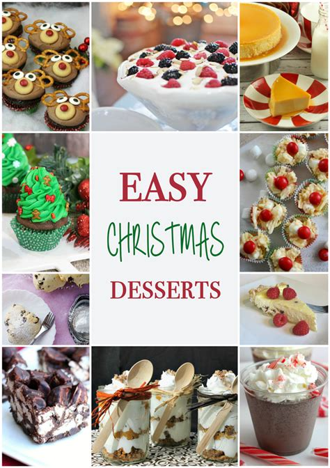 easy christmas desserts april golightly